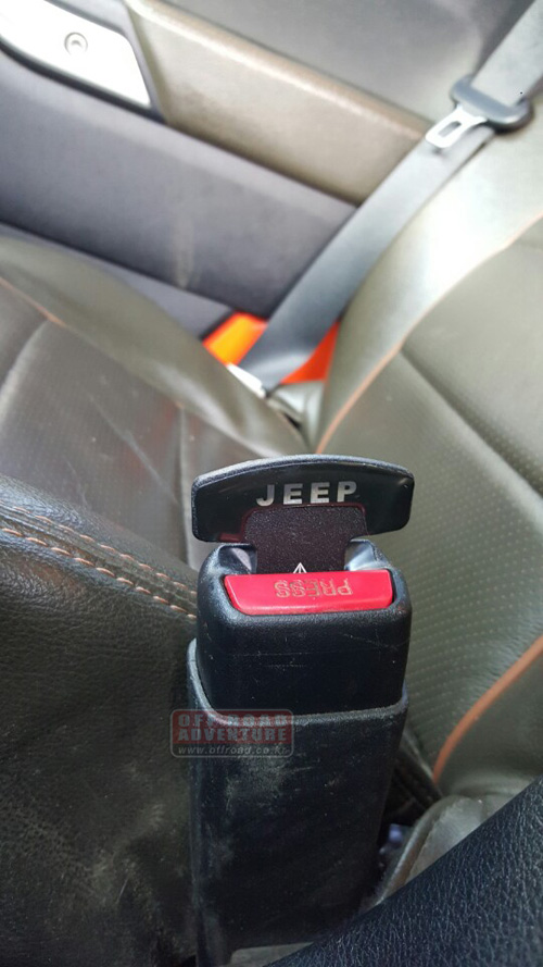 Jeep안전벨트