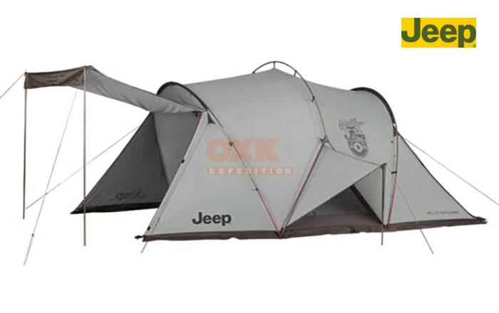Jeep 윌리스 테라 돔 텐트